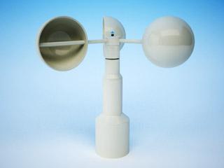 風杯型風速計はこんなのです。 31アイスクリームとかのアイス屋で、アイ... @nifty:デイ