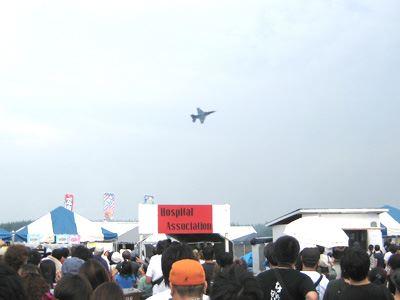 在日米軍横田基地日米友好祭