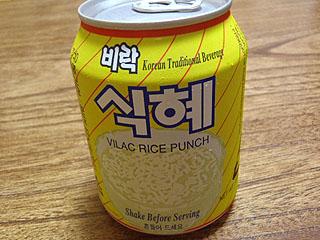 韓国 シッケ