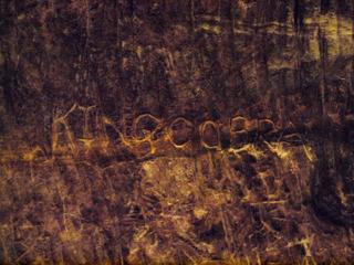 KINGCOBRAといういかにも落書きらしい落書き