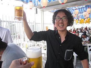 尾張さん、お誕生日おめでとうございまーす。