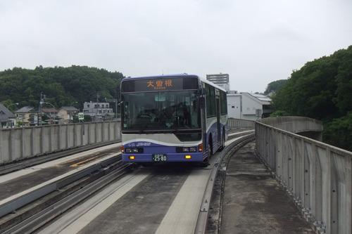 どうも、バスです(クリックで3D表示)