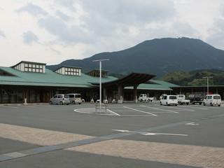 広々とした三間の道の駅