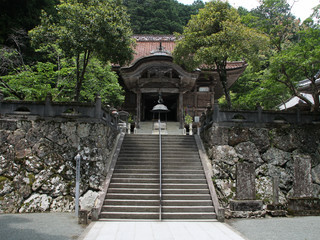 43番札所の明石寺に着いた