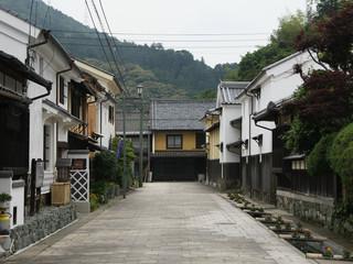 これまた立派な町並みの城下町、大洲に到着