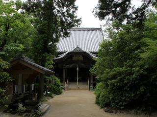 46番札所の浄瑠璃寺に着いた