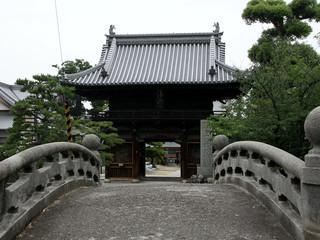 48番札所の西林寺に着く