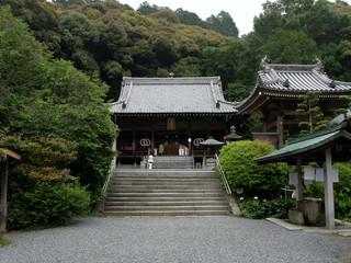 50番札所の繁多寺