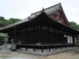 52番札所の太山寺へ