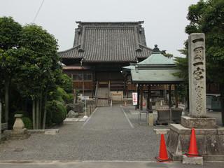 62番札所の宝寿寺に着く(ここも元は以下略)