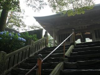 65番札所の三角寺