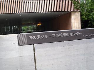 見た目は普通に研修センター。一般利用可能な図書館があるようには思えない。