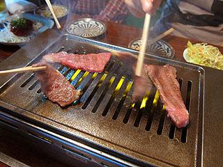 サブリミナル焼き肉3。立石で食べた超うまい肉。
