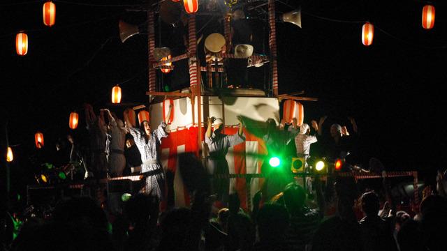 総持寺夏の盆踊り