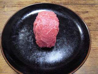 ここで24枚の肉(8枚を3等分)を使い切りました。