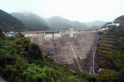 九州の某ダム