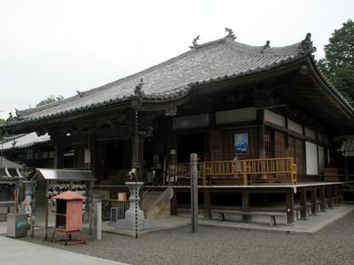 そのような中、67番札所の大興寺に到着