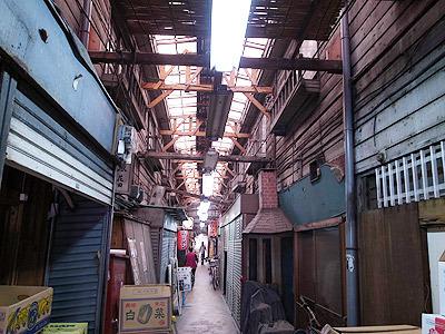 福岡の赤坂サカス(こういう雰囲気大好き)
