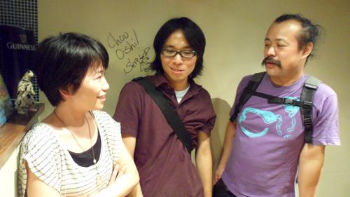 2011年7月13日、ネット生放送企画を終えて(本当)