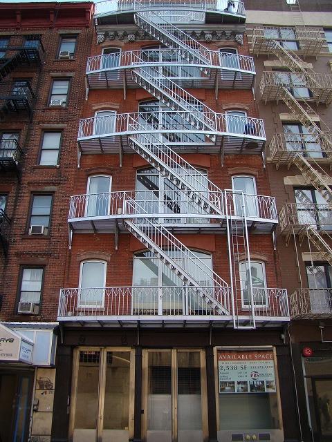 非常階段(ニューヨーク)