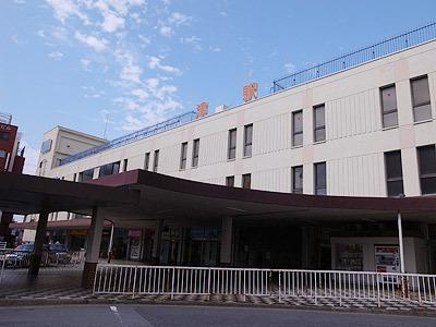 三重の県庁所在地「津」を通過して、