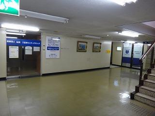 地下1階とは異なる雰囲気