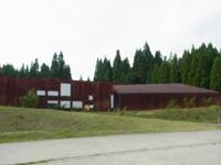 森の学校キョロロ。時間があれば中に入りたかった。