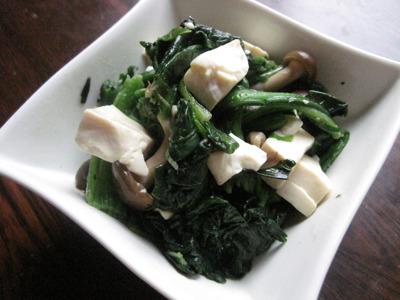炒め物にして回収。水切り豆腐よりも味がまろやかでこれは良い