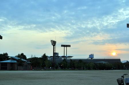 朝日じゃ!朝日が昇ったぞぉぉぉ!