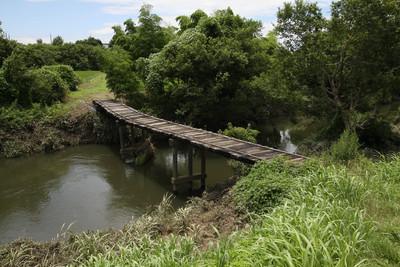 そのすぐ側には……おぉ、沈下橋まであるのか!