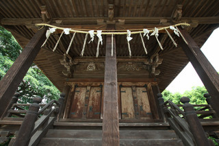 板倉町には群馬県下最古の建造物もあるよ