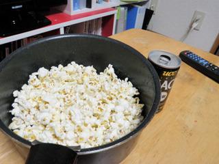 家の中で一番でかい鍋(カレーなら6杯分)いっぱいになる
