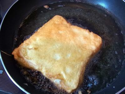 あ、これ揚げパンだわ