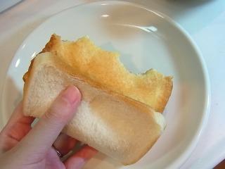揚げパンが小さくなってきたら