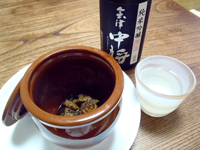 日本酒を用意せずにはいられない。