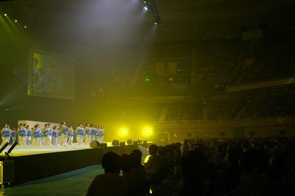 サカナクションで踊る母たち。そして見守る満席の観客