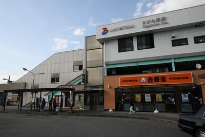 綾瀬市へは、海老名市や藤沢市などの駅からバスに乗る