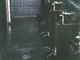 10年以上前に撮った、貴重な黒トイレの写真