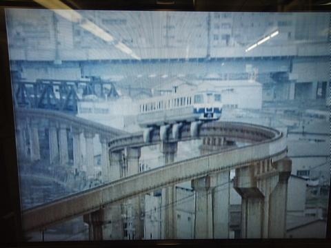 館内で上映されているVTRでは、ロッキード式が走っていた当時の姿がよくわかる。