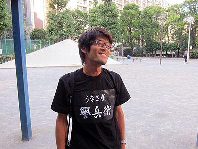 「一円玉がキモ」と主張する安藤さん