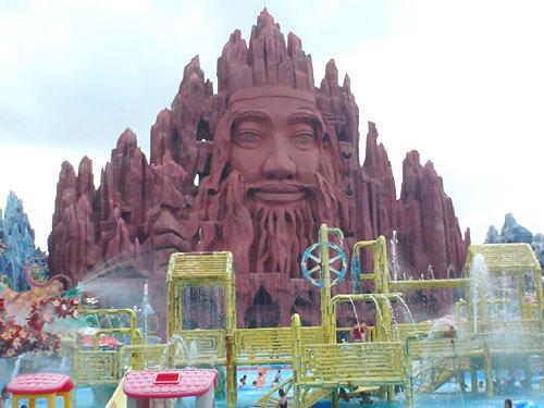 ベトナムのテーマパーク「スイティエン公園」