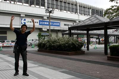 というワケで、高崎駅にきました
