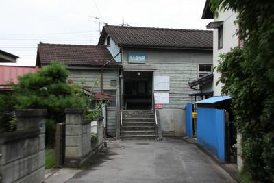 お次は、上州七日市駅