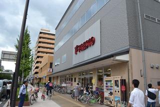 京都でよく見かけるスーパー「フレスコ」
