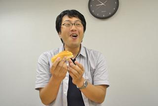野沢菜パンうますぎ