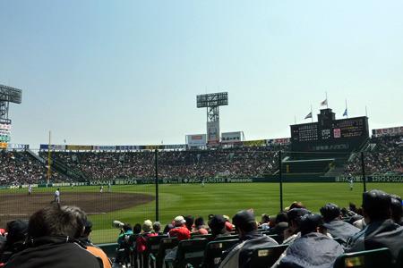 甲子園球場のイメージ(富澤豊さん提供)