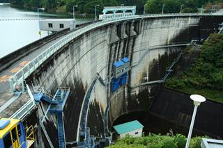 青蓮寺ダム