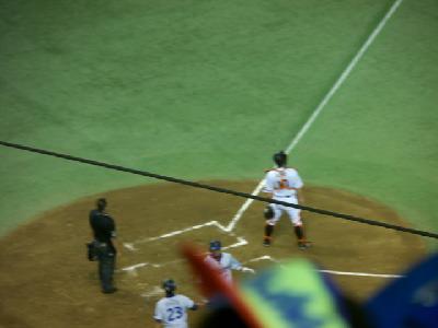 横浜先取点、そのあと「横5-0巨」まで点差は開く