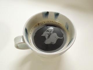 コーヒーセットで500円くらいとれそう