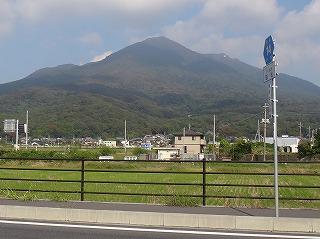 有名な筑波山も近い